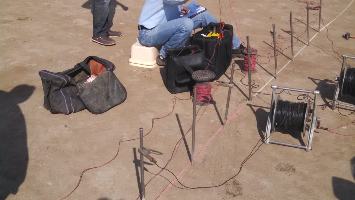 Earth Resistivity Testing